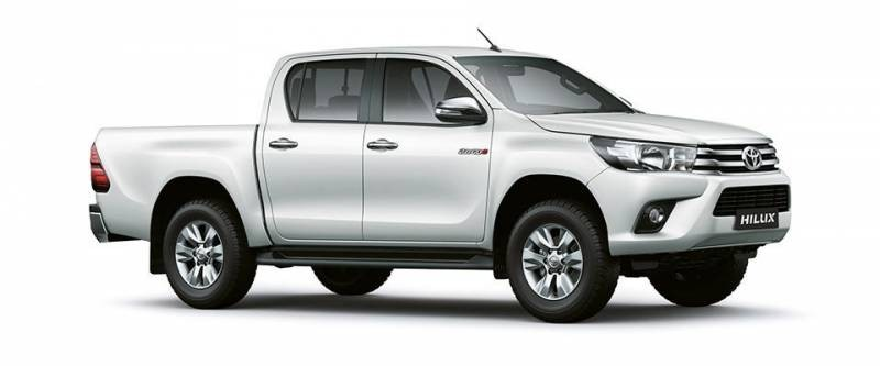 used toyota hilux 2 8 gd 6 raider 4x4 double cab bakkie for sale in gauteng id. Black Bedroom Furniture Sets. Home Design Ideas