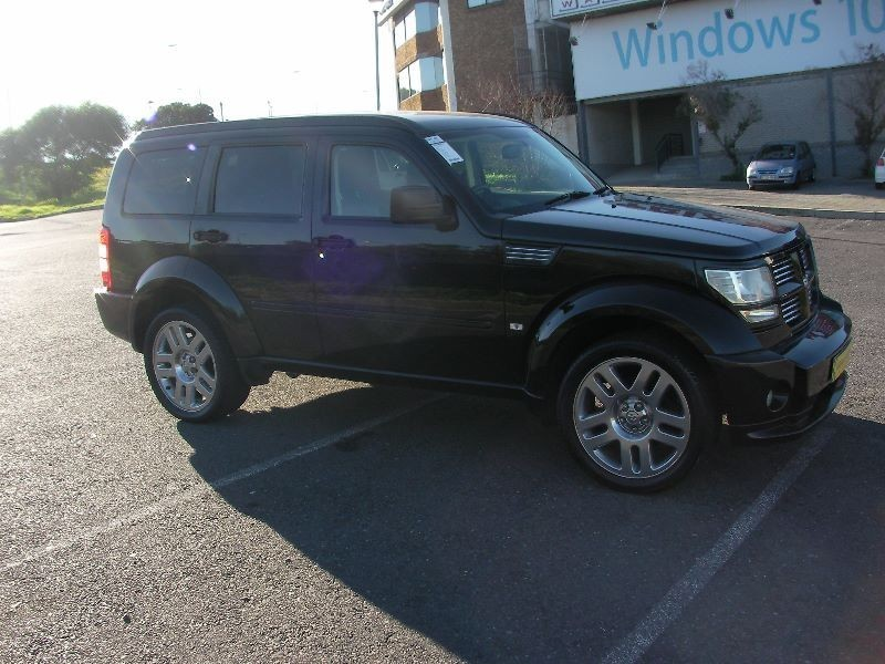 used dodge nitro 3 7 r t a t v6 for sale in western cape id 1516343. Black Bedroom Furniture Sets. Home Design Ideas
