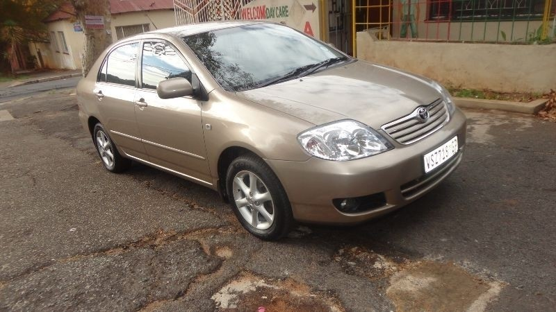 used toyota corolla toyota corolla 1 6 gsx for sale in gauteng id 1516420. Black Bedroom Furniture Sets. Home Design Ideas