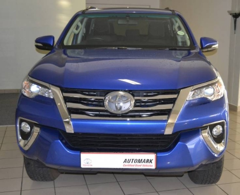 used toyota fortuner 2 4gd 6 r b x25 for sale in gauteng