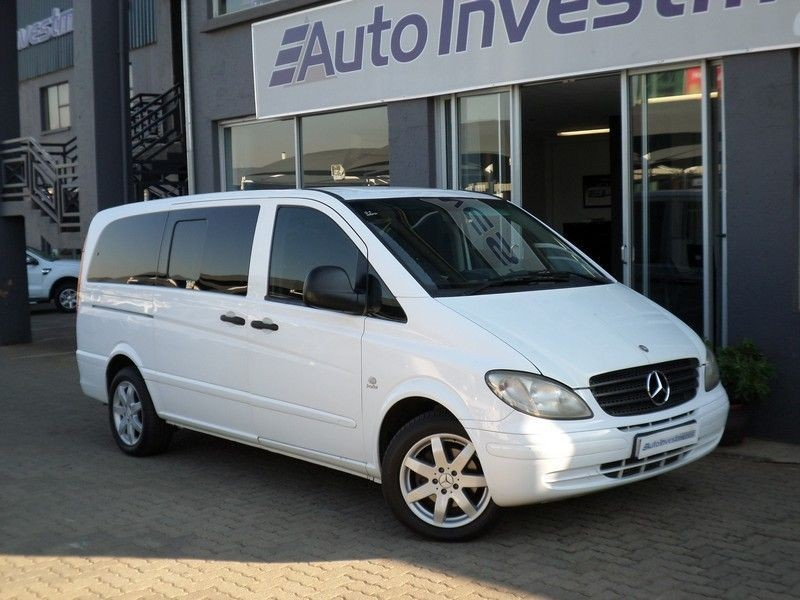 used mercedes benz viano 3 0 cdi v6 ambiente for sale in gauteng id 1516624. Black Bedroom Furniture Sets. Home Design Ideas