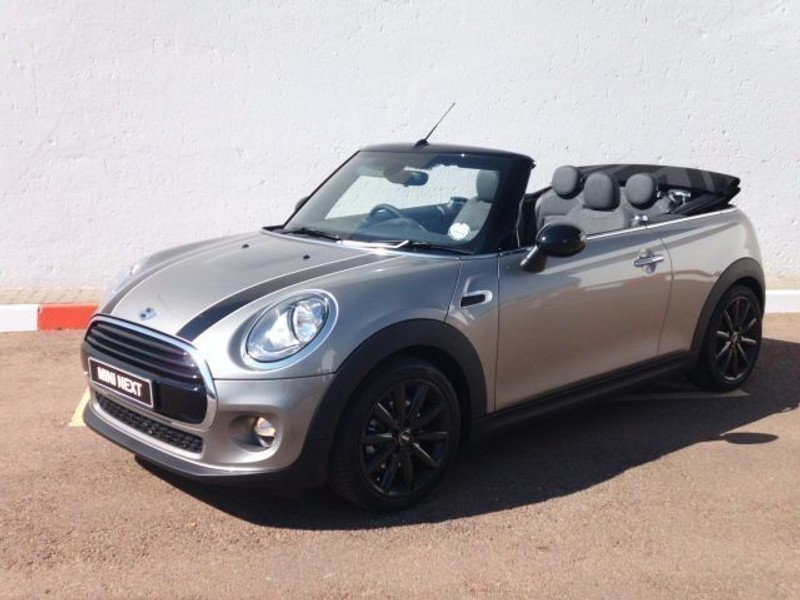 used mini cooper convertible auto f57 for sale in gauteng id 1516879. Black Bedroom Furniture Sets. Home Design Ideas
