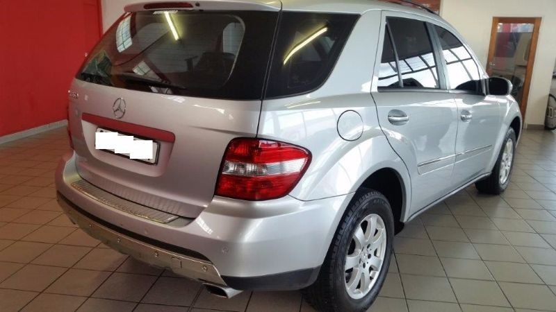 Used mercedes benz m class 2006 mercedes benz ml350 a for Mercedes benz ml 2006 for sale