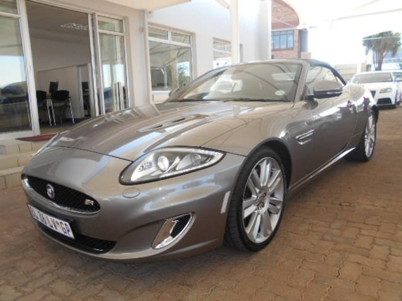 used jaguar xk xkr 5 0 convertible for sale in gauteng id 1516975. Black Bedroom Furniture Sets. Home Design Ideas