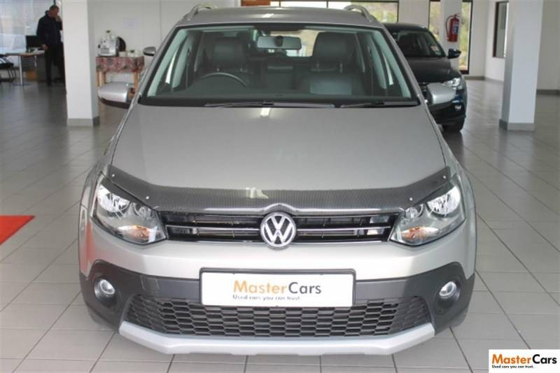 used volkswagen polo 1 6 tdi cross for sale in western cape id 1517146. Black Bedroom Furniture Sets. Home Design Ideas
