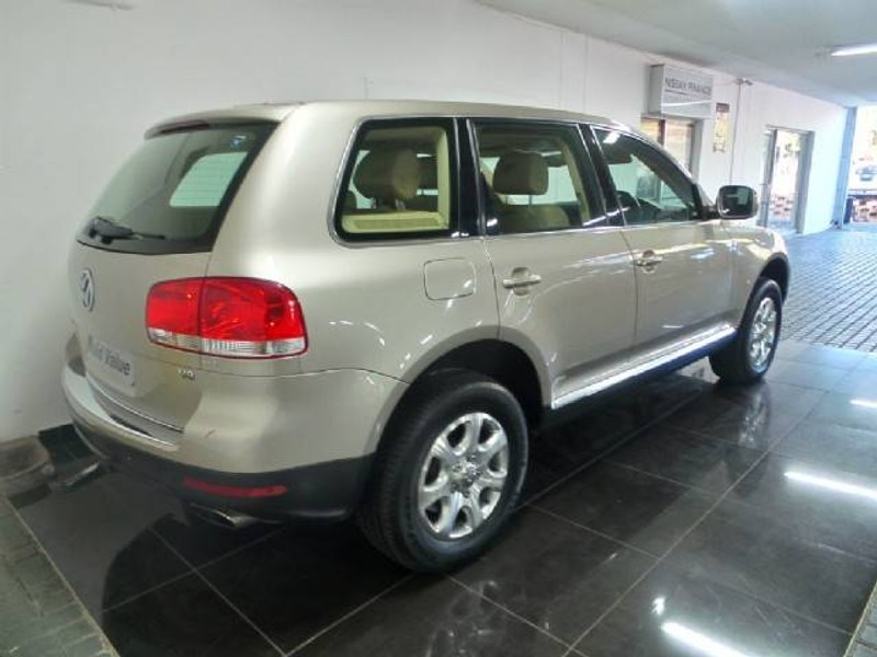 used volkswagen touareg 4 2 v8 tip for sale in gauteng. Black Bedroom Furniture Sets. Home Design Ideas