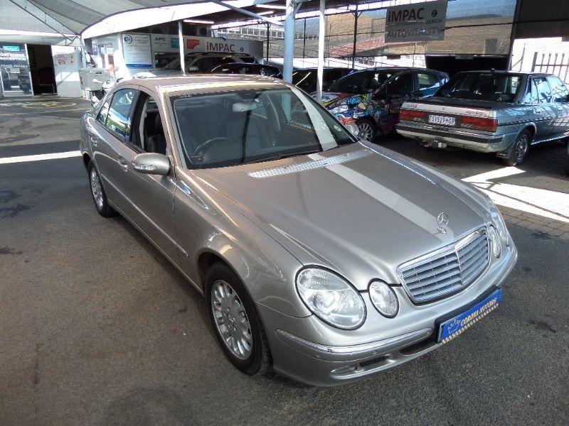 Used mercedes benz e class e 320 cdi for sale in gauteng for 2006 mercedes benz r class for sale