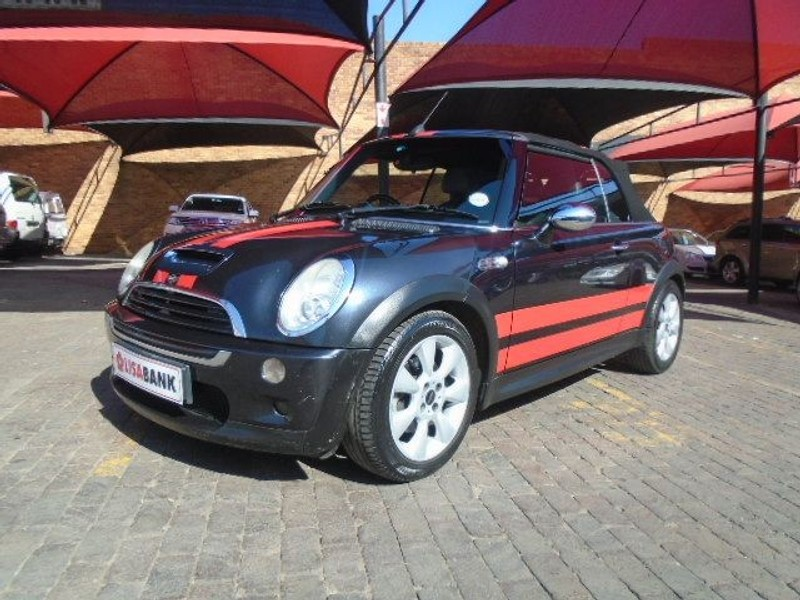 used mini cooper s cvt convertible for sale in gauteng. Black Bedroom Furniture Sets. Home Design Ideas