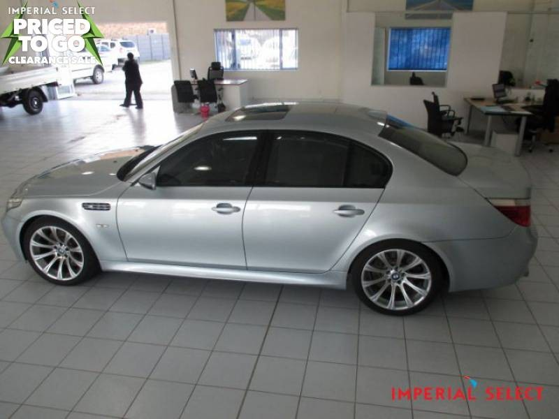 Used BMW M5 Smg (e60) for sale in Western Cape - Cars.co ...