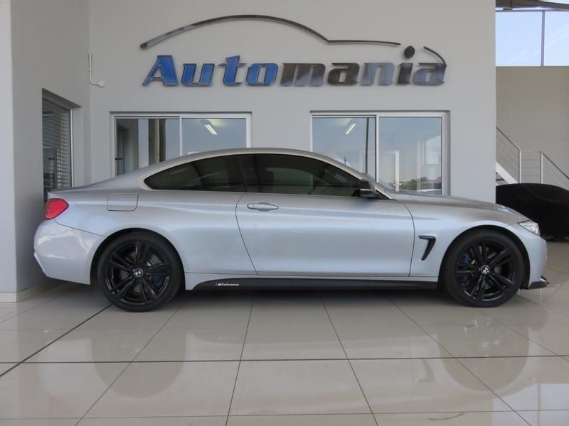 used bmw 4 series bmw 435i coupe m sport 36000km 2014 for sale in gauteng id 1517569. Black Bedroom Furniture Sets. Home Design Ideas