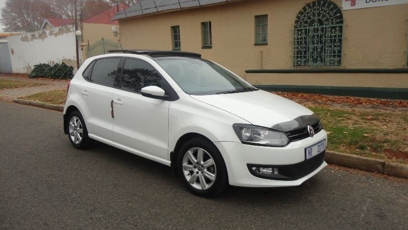 used volkswagen polo vw polo 6 1 4 2013 for sale in gauteng id 1517642. Black Bedroom Furniture Sets. Home Design Ideas