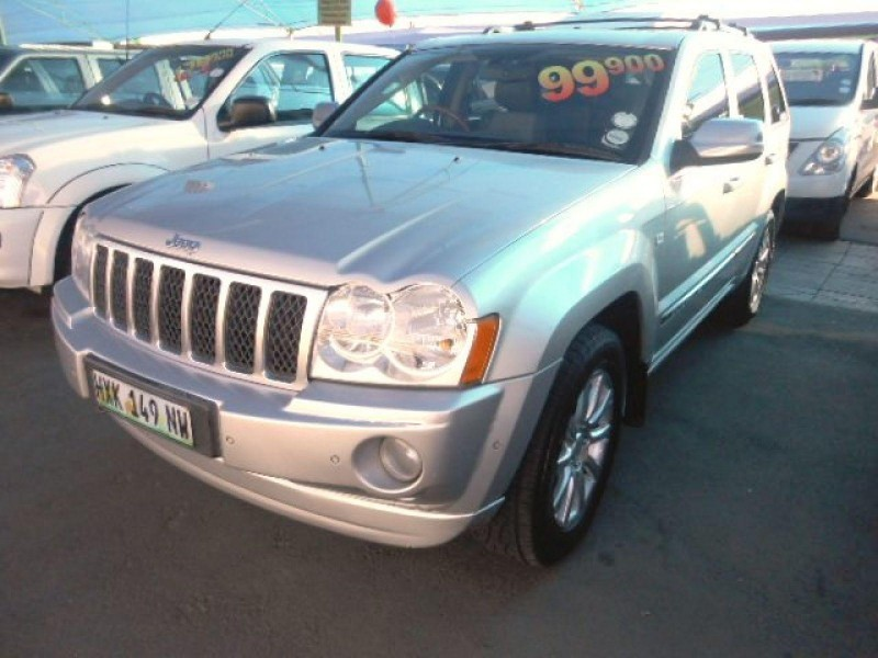 used jeep grand cherokee 5 7 hemi v8 ltd for sale in gauteng id 1517797. Black Bedroom Furniture Sets. Home Design Ideas