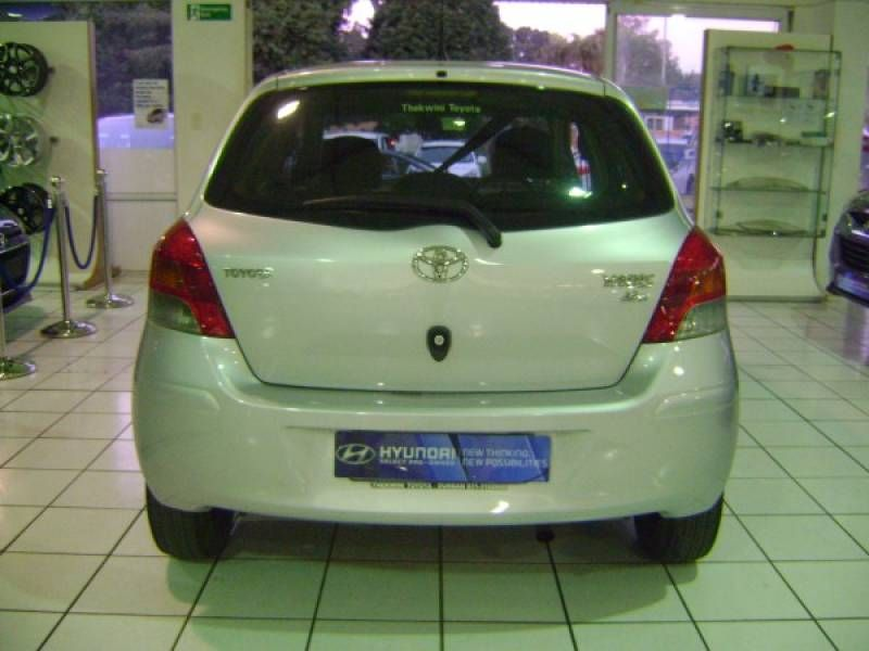 Used Toyota Yaris Zen3 Ac 5 Dr For Sale In Kwazulu Natal