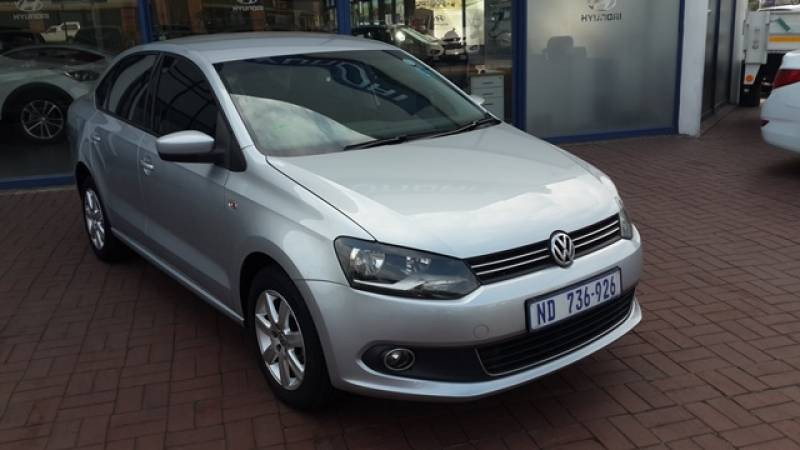 used volkswagen polo 1 6 comfortline 5dr for sale in kwazulu natal id 1518090. Black Bedroom Furniture Sets. Home Design Ideas
