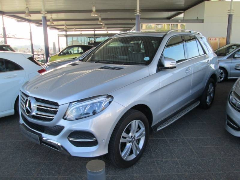 Used mercedes benz gle class 400 4matic for sale in free for Mercedes benz financial report 2016