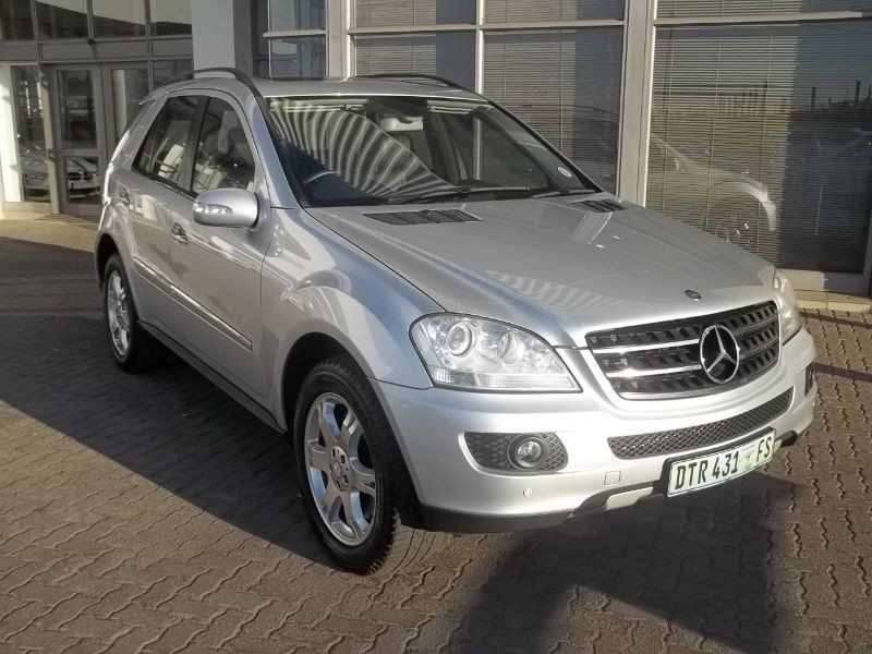 Used mercedes benz m class ml 500 auto for sale in gauteng for Mercedes benz ml 2008 for sale