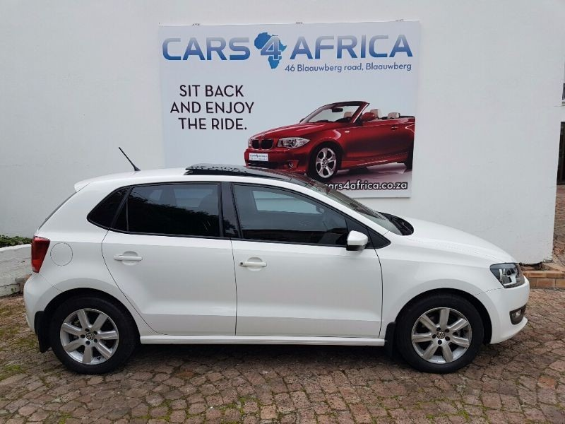 used volkswagen polo 1 6 comfortline 5dr for sale in western cape id 1519301. Black Bedroom Furniture Sets. Home Design Ideas