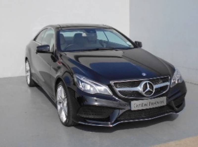 Used mercedes benz e class e400 coupe for sale in kwazulu for 2016 mercedes benz e400