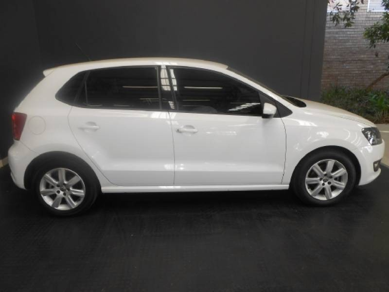 used volkswagen polo 1 6 comfortline 5dr for sale in mpumalanga id 1520182. Black Bedroom Furniture Sets. Home Design Ideas
