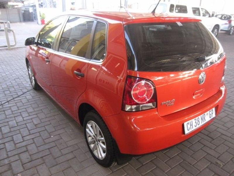 used volkswagen polo vivo 1 4 trendline for sale in gauteng id 1520223. Black Bedroom Furniture Sets. Home Design Ideas