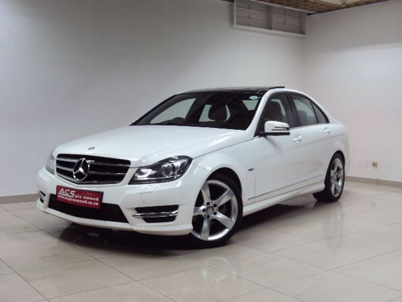 Used mercedes benz c class c200 amg 7g tronic edition c for Mercedes benz panoramic roof