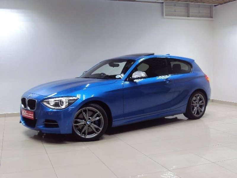 Used Bmw 1 Series M135i 3door Dct F21 Sunroof 59000kms