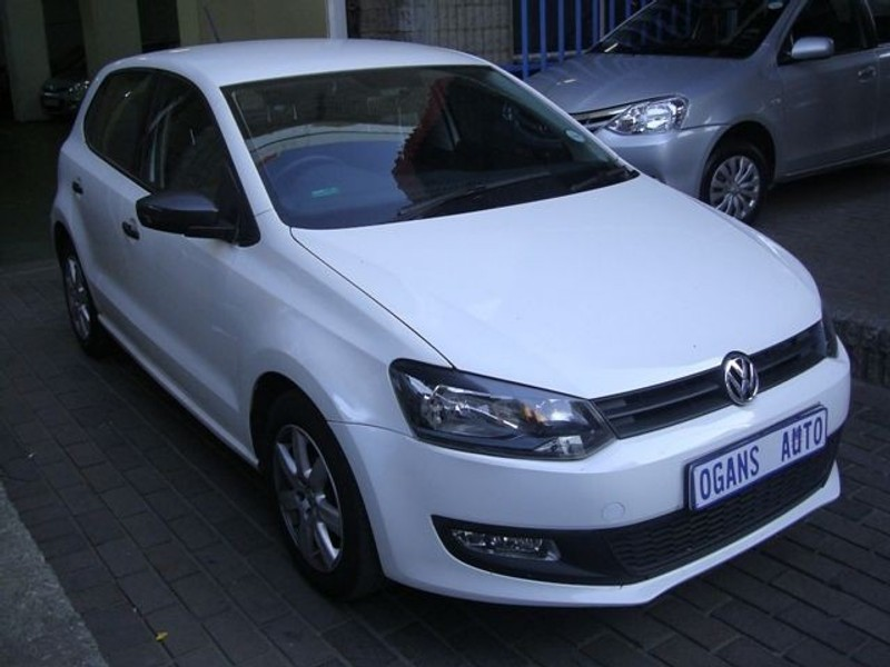used volkswagen polo 1 4 trendline 5dr for sale in gauteng id 1520820. Black Bedroom Furniture Sets. Home Design Ideas