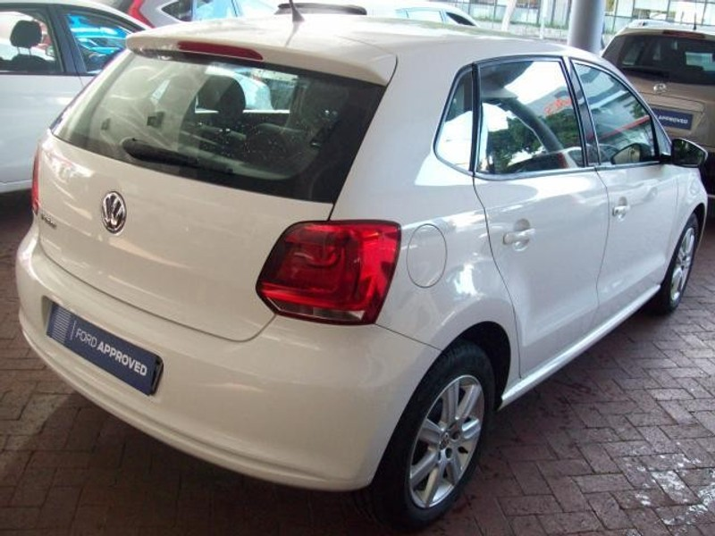 used volkswagen polo 1 4 comfortline 5dr for sale in western cape id 1521178. Black Bedroom Furniture Sets. Home Design Ideas