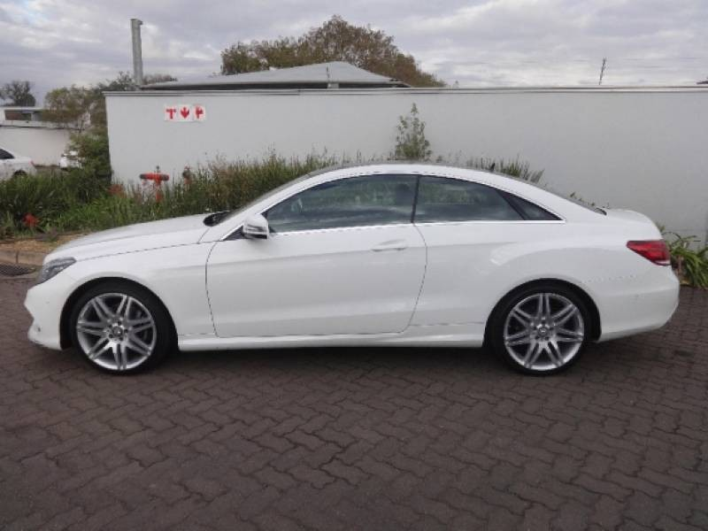 Used Mercedes Benz E Class E250 Cgi Coupe For Sale In