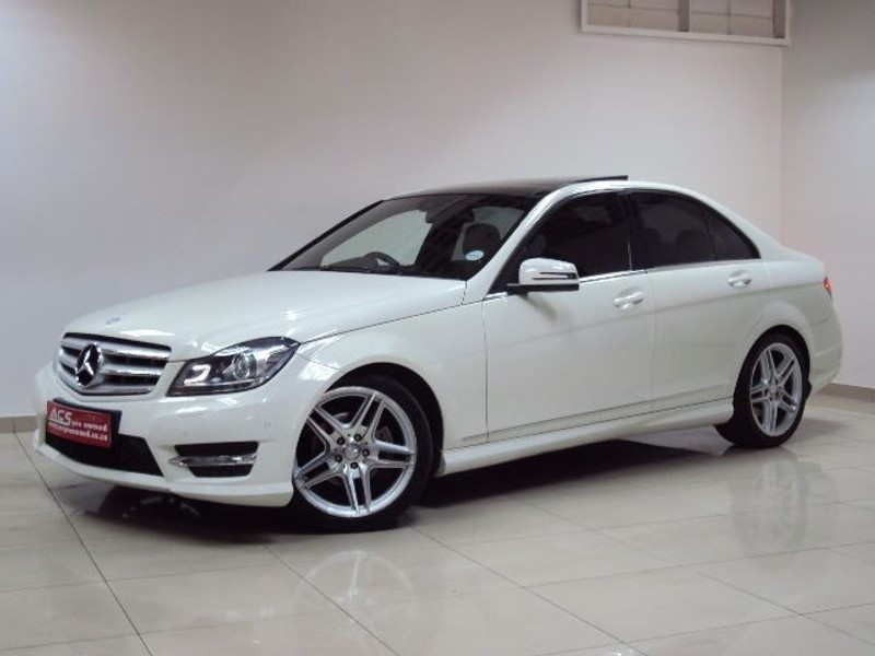 Used mercedes benz c class c200 cdi amg 7g tronic for Mercedes benz panoramic roof