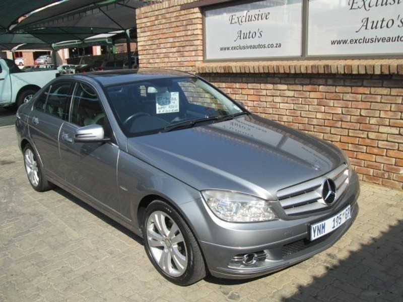 used mercedes benz c class c200 cdi avantgarde a t for sale in gauteng id 1521545. Black Bedroom Furniture Sets. Home Design Ideas