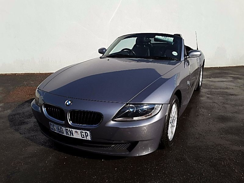 used bmw z4 roadster e85 for sale in gauteng cars. Black Bedroom Furniture Sets. Home Design Ideas
