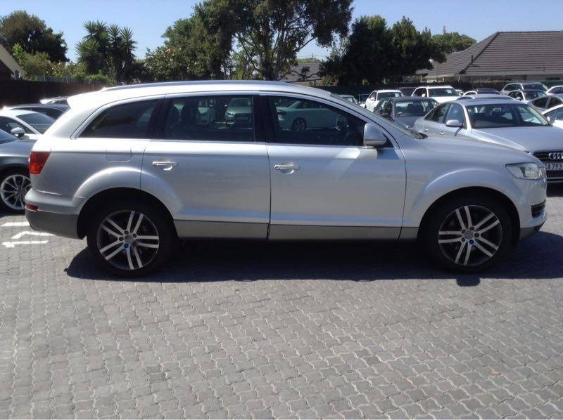 used audi q7 4 2 tdi v8 quattro tip for sale in gauteng id 1521657. Black Bedroom Furniture Sets. Home Design Ideas