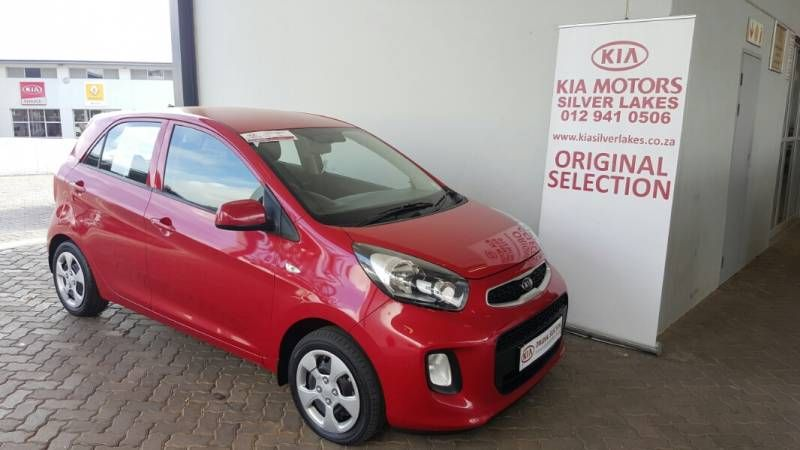 used kia picanto 1 0 lx for sale in gauteng id 1522232. Black Bedroom Furniture Sets. Home Design Ideas