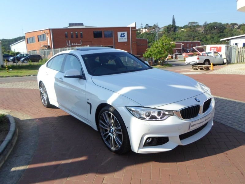 used bmw 4 series 435i gran coupe m sport auto for sale in kwazulu natal id 1522780. Black Bedroom Furniture Sets. Home Design Ideas