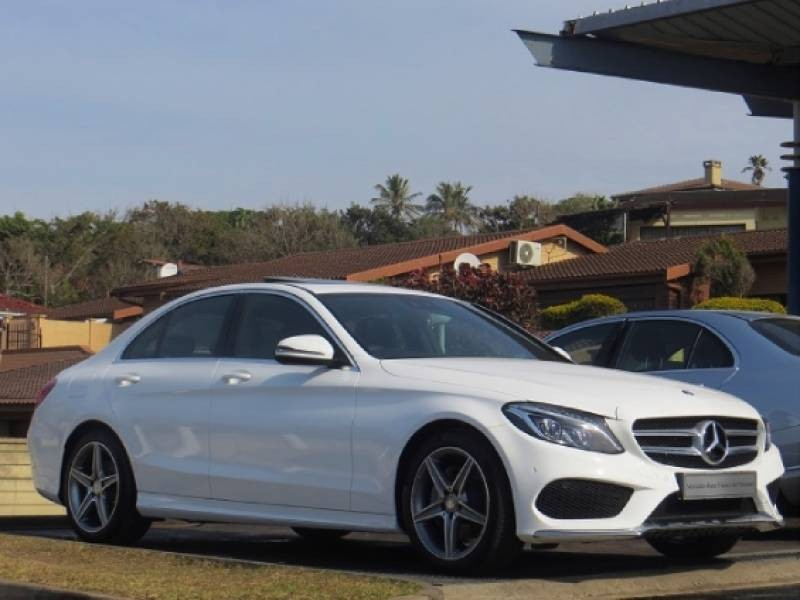 Used mercedes benz c class c200 avantgarde auto for sale for Mercedes benz financial report 2016