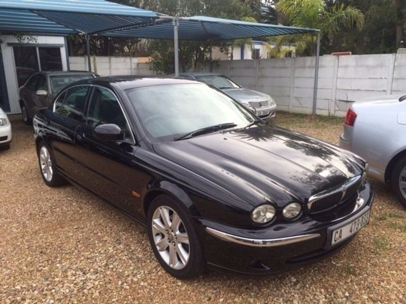 used jaguar x type 3 0 se a t for sale in western cape id 1523098. Black Bedroom Furniture Sets. Home Design Ideas