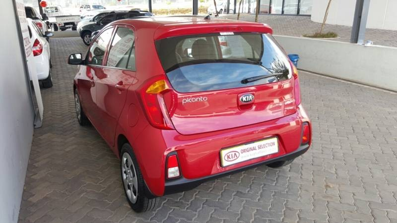 used kia picanto 1 0 lx for sale in gauteng id 1523561. Black Bedroom Furniture Sets. Home Design Ideas