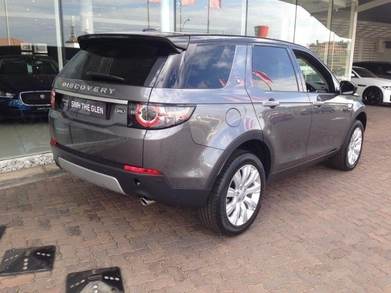 used land rover discovery sport 2 2 sd4 hse lux for sale. Black Bedroom Furniture Sets. Home Design Ideas