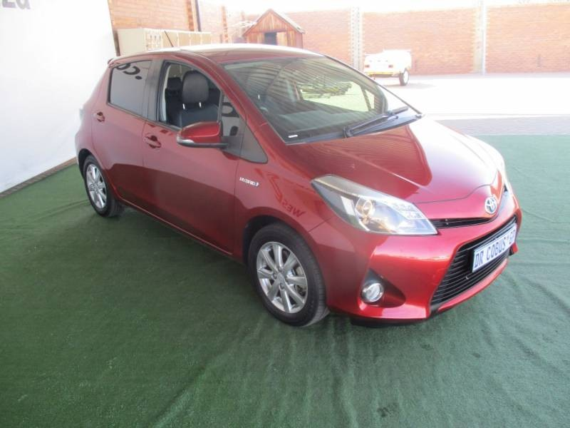 used toyota yaris 1 5 hsd xs 5dr hybrid for sale in gauteng id 1524816. Black Bedroom Furniture Sets. Home Design Ideas