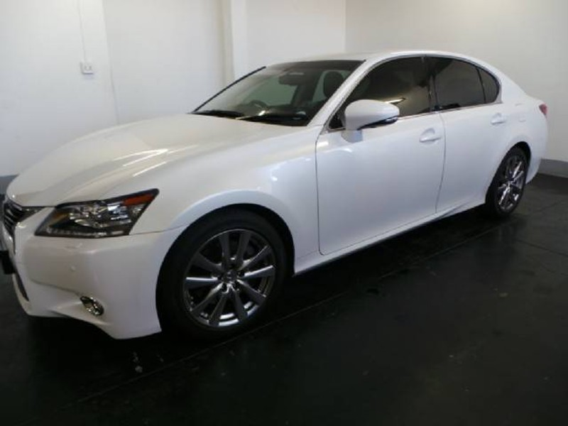used lexus gs 350 ex a t for sale in gauteng id 1525365. Black Bedroom Furniture Sets. Home Design Ideas