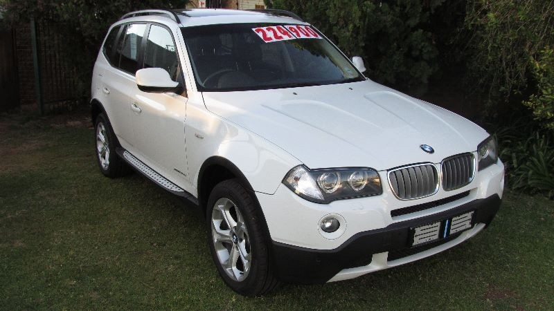 used bmw x3 xdrive a t for sale in gauteng id 1525512. Black Bedroom Furniture Sets. Home Design Ideas