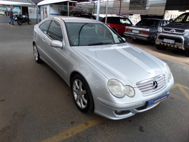 Used mercedes benz c class c230 v6 coupe for sale in for Mercedes benz c230 coupe