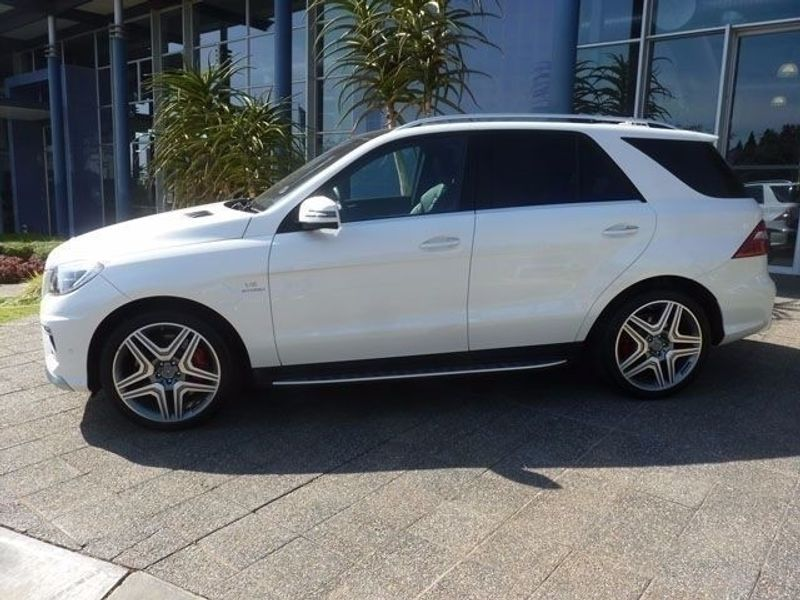 used mercedes benz m class ml 63 amg for sale in gauteng id 1527737. Black Bedroom Furniture Sets. Home Design Ideas