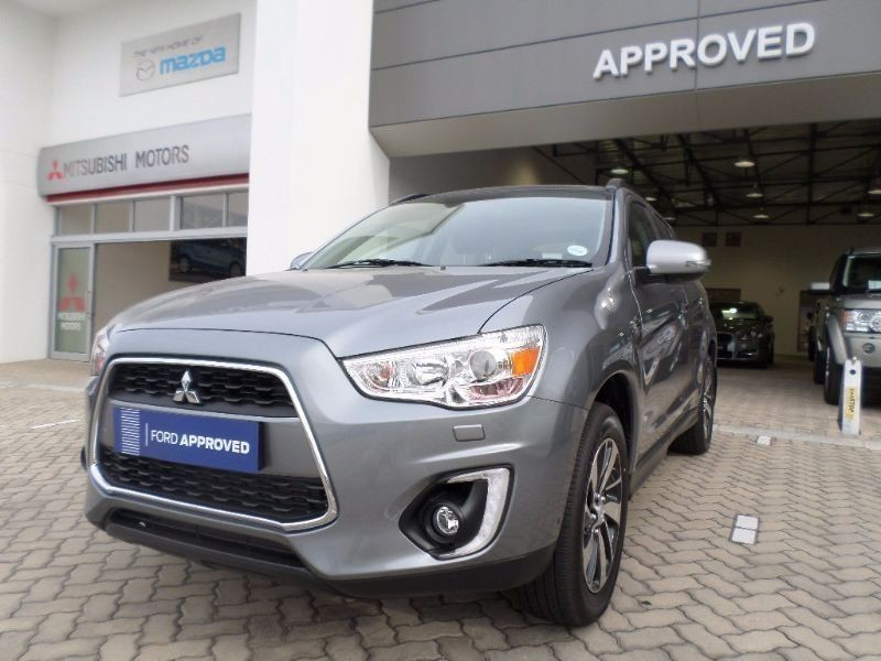Used Mitsubishi ASX 2.0 5dr Gls A/t for sale in Western Cape - Cars.co.za (ID:1527769)
