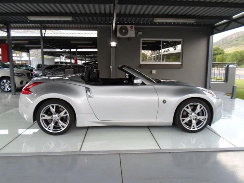 used nissan 370z roadster a t for sale in gauteng id 1528702. Black Bedroom Furniture Sets. Home Design Ideas
