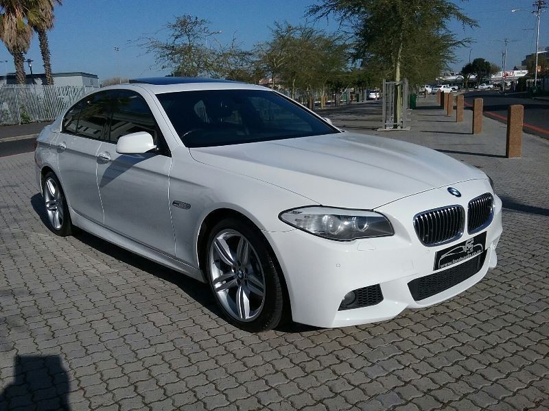 used bmw 5 series 530d m sport a t f10 for sale in western cape id 1528957. Black Bedroom Furniture Sets. Home Design Ideas