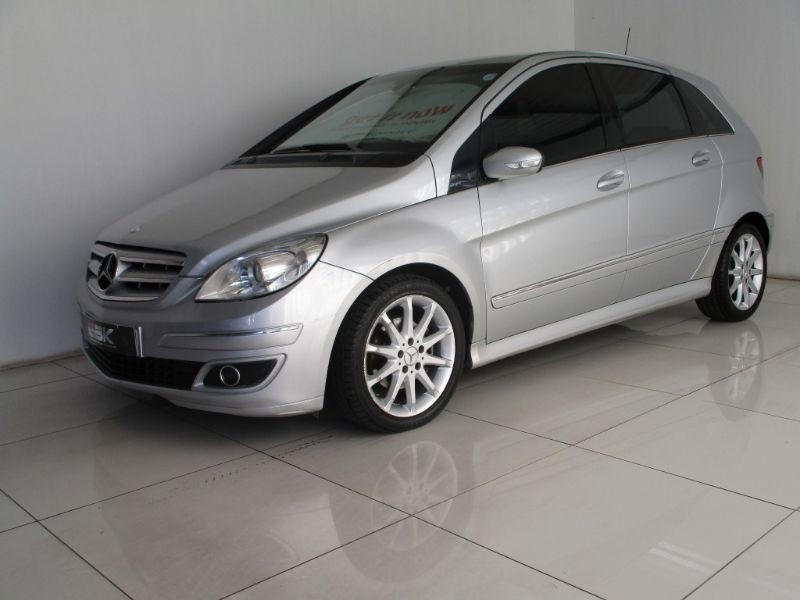 Used Mercedes Benz B Class B 200 Turbo For Sale In Gauteng