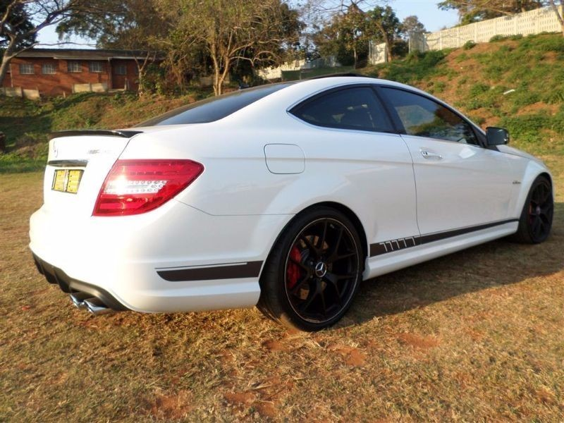 Used mercedes benz c class c63 amg edition 507 for sale in for 2014 mercedes benz c63 amg edition 507 for sale