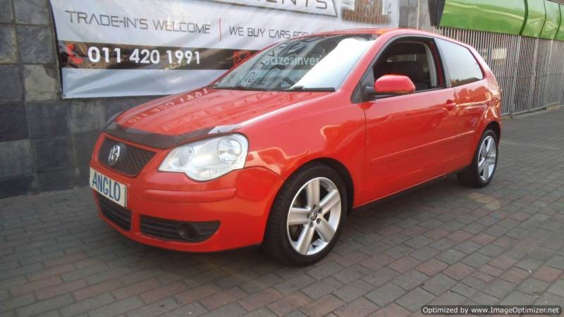 used volkswagen polo 1 9 tdi sportline for sale in gauteng id 1530150. Black Bedroom Furniture Sets. Home Design Ideas